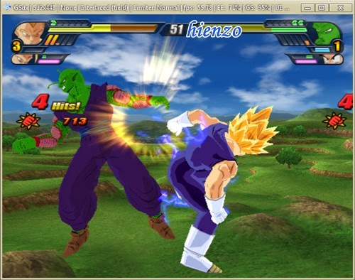 Dragon Ball Z Budokai Tenkaichi 3 Gameplay