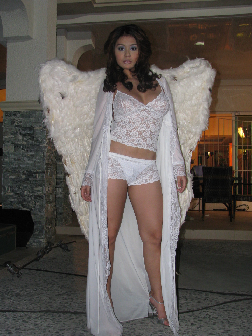 iwa moto sexy lingerie angel 01