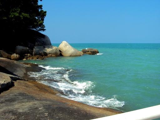 Pantai tanjung pesona, sungailiat - bangka belitung 9-10-2012