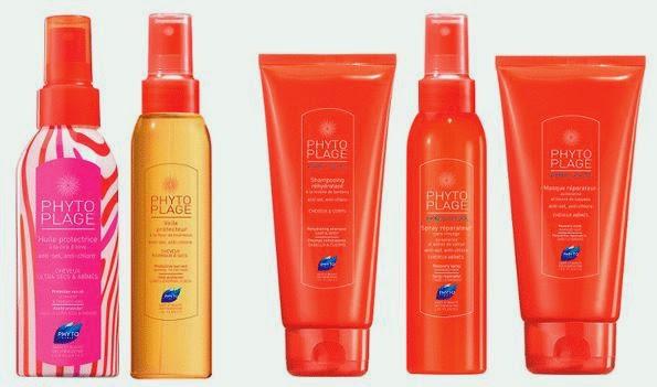 Lote protección solar cabello Phyto Plage
