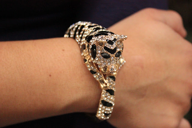 Forever 21 Tiger Bracelet