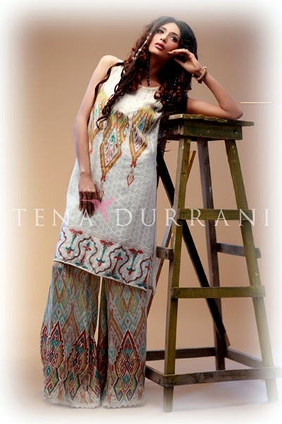 TENA DURRANI - Eid Festive Dresses