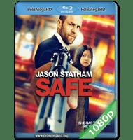 SAFE: EL CÓDIGO DEL MIEDO (2012) FULL 1080P HD MKV ESPAÑOL LATINO