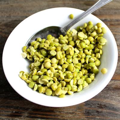 Oppskrift Hvordan koke Grønne Splitterter Erter Vegansk Middag Vegetarmat