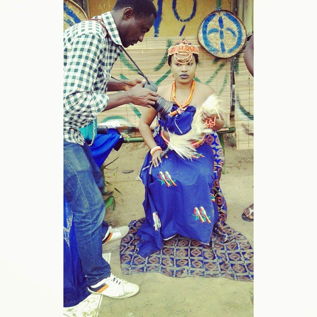 Is Actress Halima Abubakar Now a Princess?