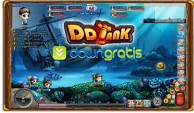 Imagem DDTank – Jogo de lutas de tiro online