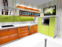 Дизайн кухонь