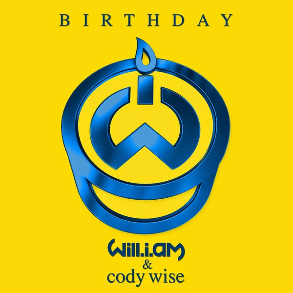 will.i.am - Birthday (feat. Cody Wise) - Single Cover