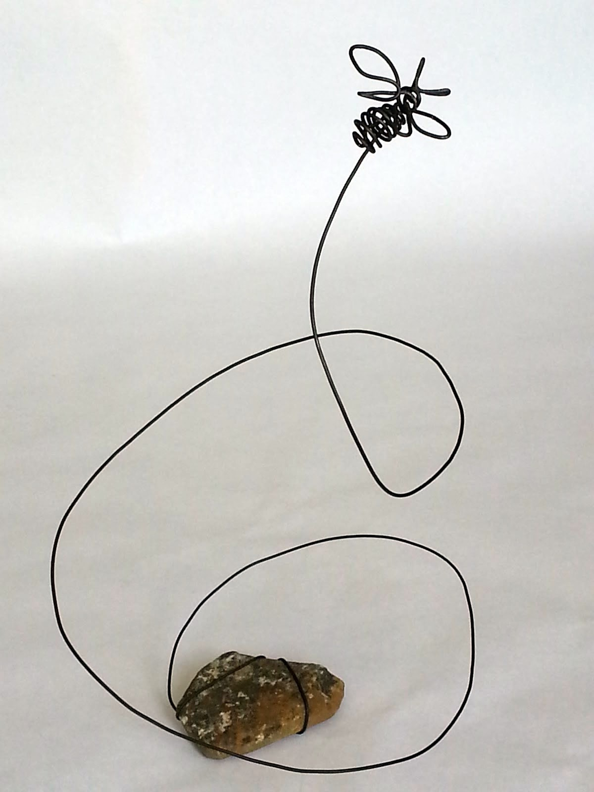 Funky Wire Figures Insects Ornament - Electrical Diagram Ideas ...