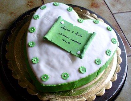 Cucinare La Mia Passione Torta Tiramisù Per Nozze Di Smeraldo