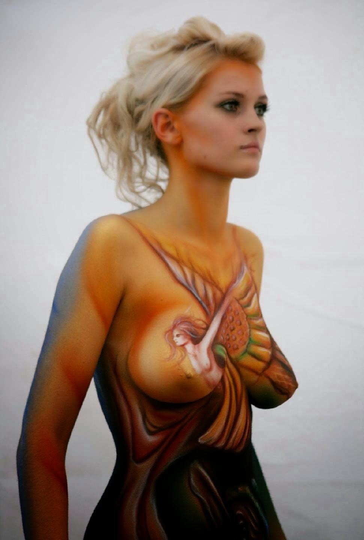 Craft Body Paint