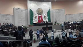 PRI-MORENA, LE ECHÓ ABAJO A MIYULI LA PROPUESTA DE REDUCIR REGIDURÍAS