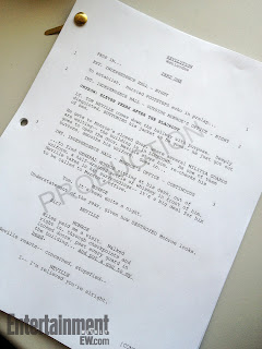 Revolution webseries script