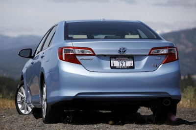 2013 Toyota Camry Review, Price, Interior, Exterior, Engine3