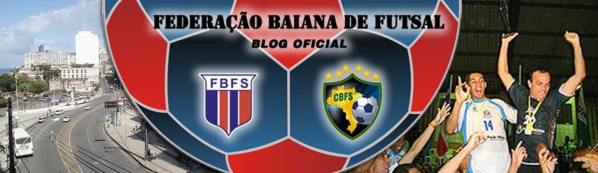 Futsal da Bahia, O Blog!