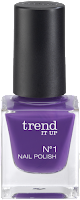 Preview: Die neue dm-Marke trend IT UP - N°1 Nail Polish 080 - www.annitschkasblog.de