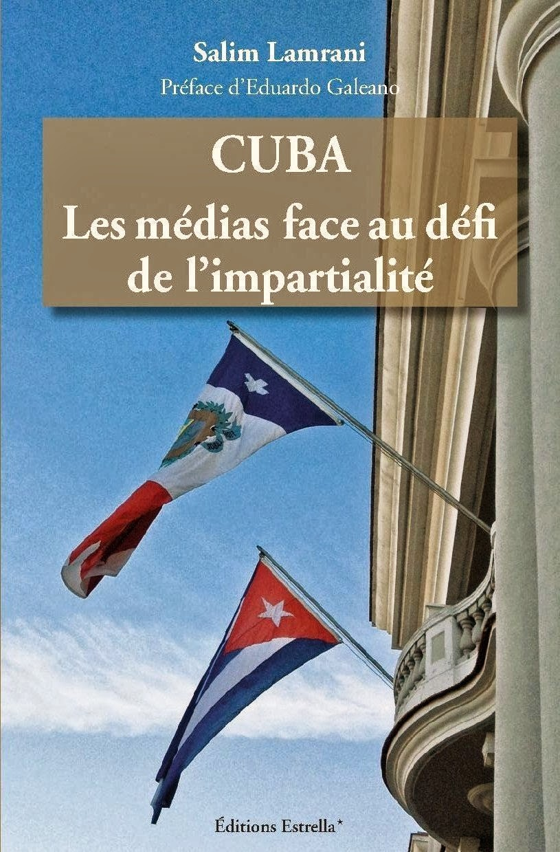 Expone intelectual francés en su libro logros del proyecto social cubano