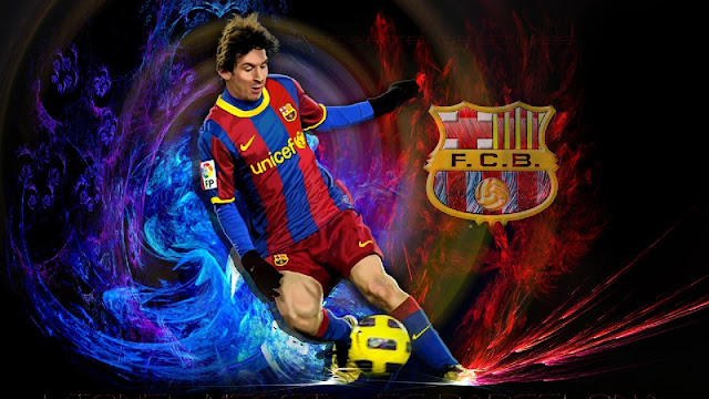 Messi Sport Club Barcelona