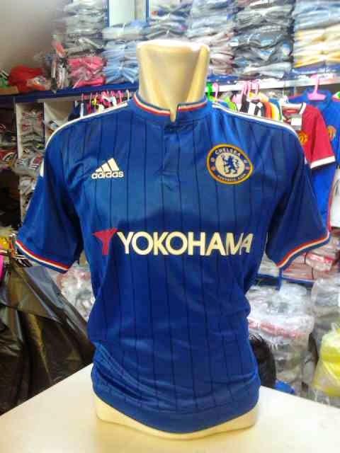 Jual jersey Chelsea Leaked 15/16 murah