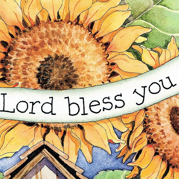 May the Lord bless you and keep you!