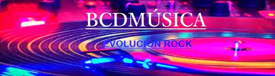 Evolución Rock - BCDMUSICA
