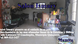 Salon Ismary Responsables de su Belleza