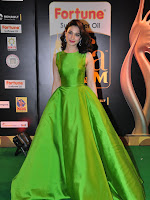Tamanna Glowing in green at IIFA Utsavam-cover-photo