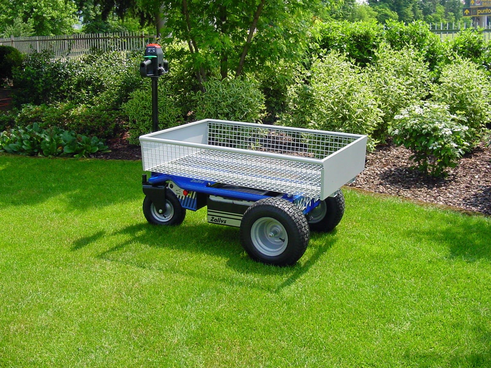 Electric Flatbed Carts Zallys Made In Italy Electric
