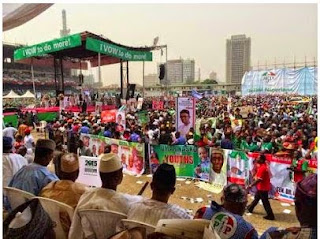 FUNNY!!! Aggrieved PDP aspirants demand refund of money paid for nomination forms