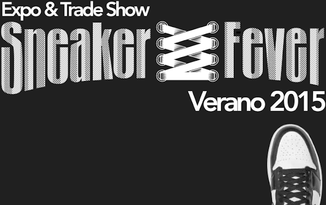Expo Sneaker Fever Verano 2015 en Expo Reforma