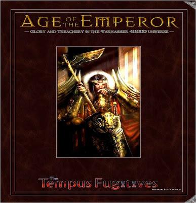 Age of Emperor para Warhammer 40000