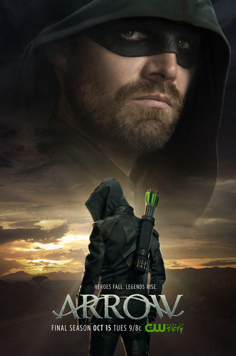 Arrow Temporada 8 (HDTV 720p Ingles Subtitulada)