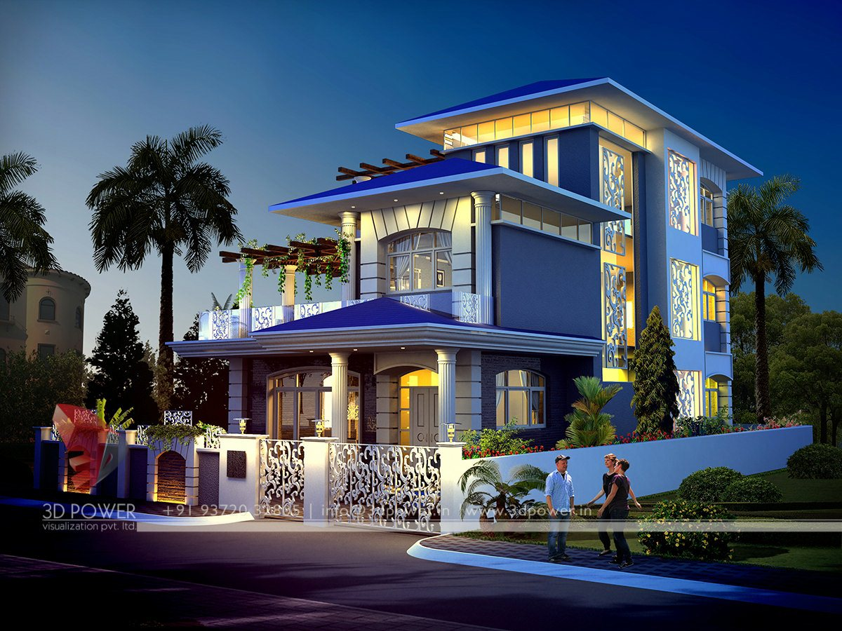 Ultra modern home design for Ultra modern house plans