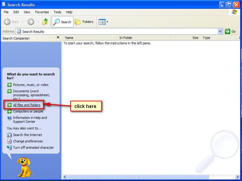 remove New Folder Virus 05