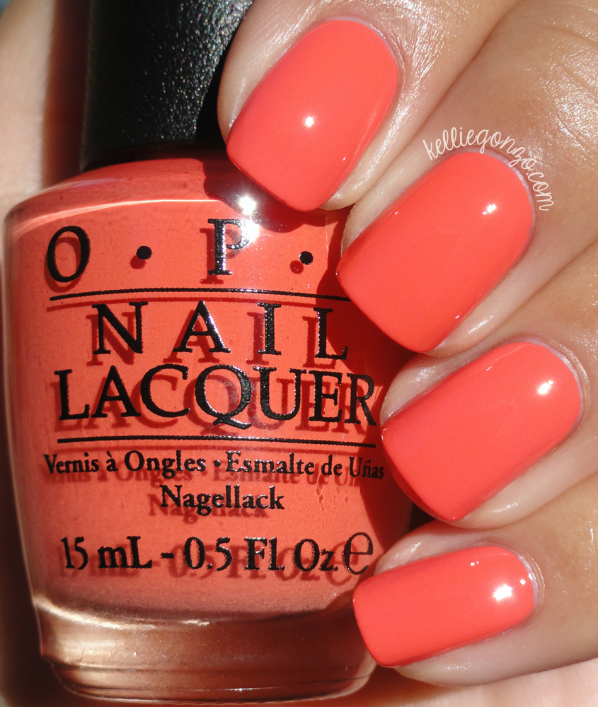 OPI Can't Afjörd Not To