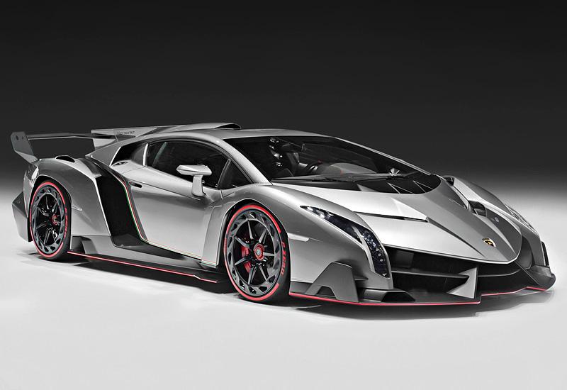Lamborghini Veneno Como Vivem Os Milionarios