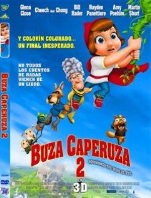 Buza Caperuza 2 DVD FULL Latino