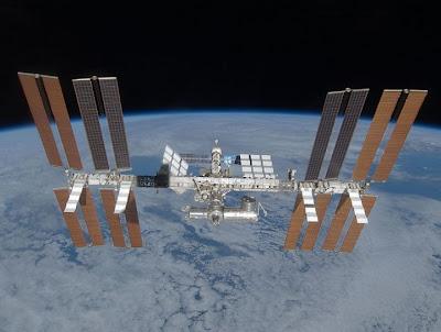 Міжнародна космічна станція, 2009. Фото із відкритих інтернет-джерел