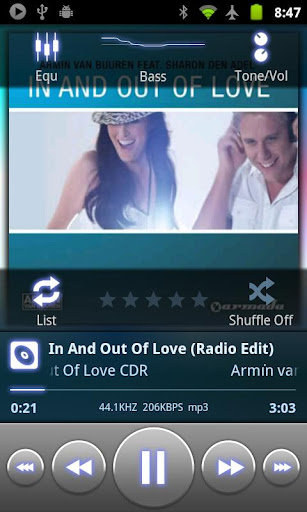 Poweramp Music player for Android Full Version ~ Born To Hack