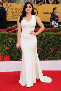 Ariel Winter Red Carpet SAG Awards