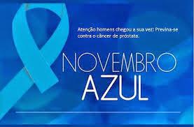 NOVEMBRO AZUL/PREVENÇÃO CANCER DE PROSTATA