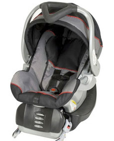 Baby Trend Flex Loc Infant Car Seat Review
