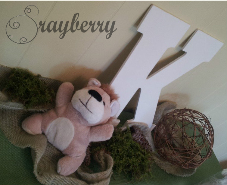 woodland baby shower theme decorations