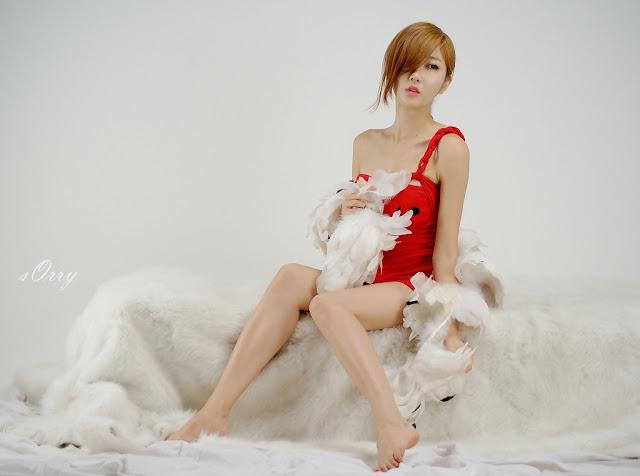 Foto Cewek Korea Seksi Choi Byul I