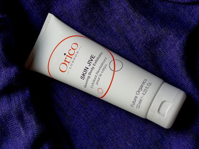 Orico's Skin Jive Reviving Body Exfoliator Review, Photos