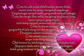 Madah Madah Cinta
