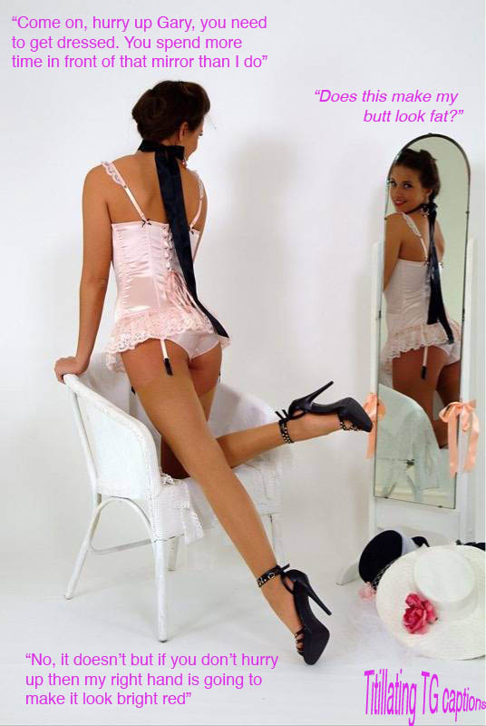 Feminized Husband Will Behave Like A Girl