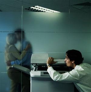 sexo en la oficina interno