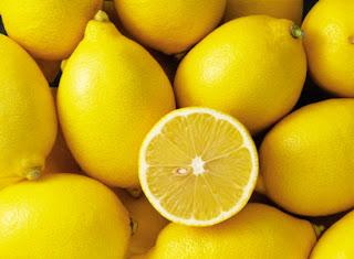 Tips. Lemons - Magazine cover