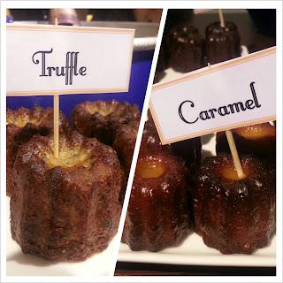 canelés by Celine truffle caramel pastry lyon